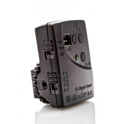 Elinchrom camera data transmitter: EL-Skyport Transmitter Speed - Zwart