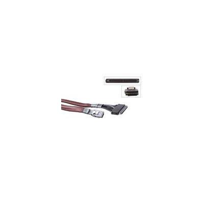 Intronics kabel: Mini SAS 36 - SAS 32 female