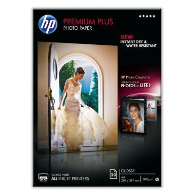 HP CR672A fotopapier