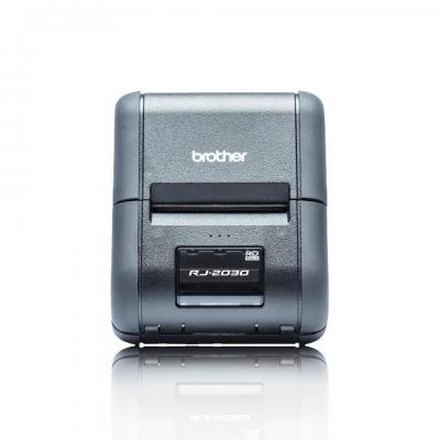 Brother RJ-2030 Pos bonprinter - Grijs