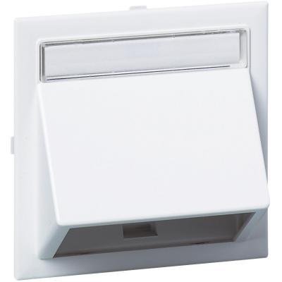 Schneider Electric IP20, 84x50x84mm, ABS, White Montagekit - Wit