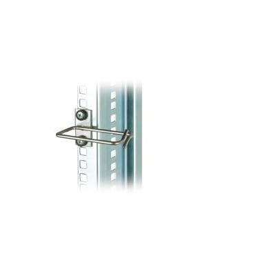 Lindy kabelklem: Cable clip - Zilver