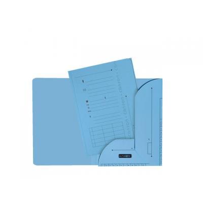 Elba kantoorartikelen: Dossiermap Ultimate A4 blauw/pak 25