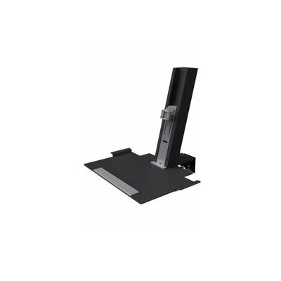 Humanscale monitorarm: QuickStand - Zwart