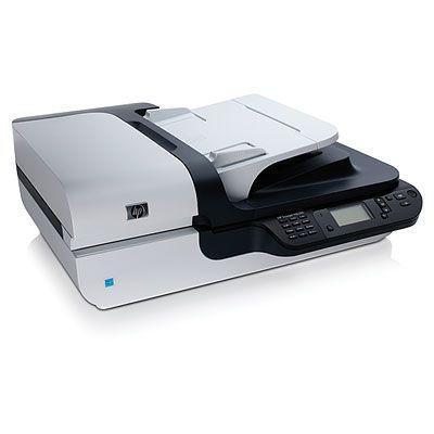 Hp scanner: Scanjet N6350 Networked Document Flatbed Scanner