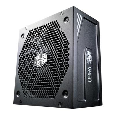 Cooler Master V650 Gold-V2 Power supply unit - Zwart