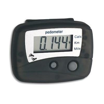 "Tfa pedometer: 42.2003 - ""Hitrax Walk"" electronic pedometer, LR44, 40g"
