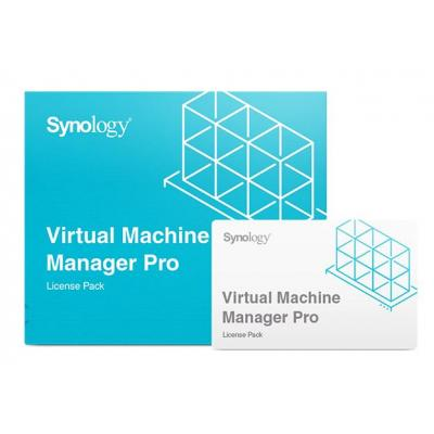 Synology Virtual Machine Manger Pro Software