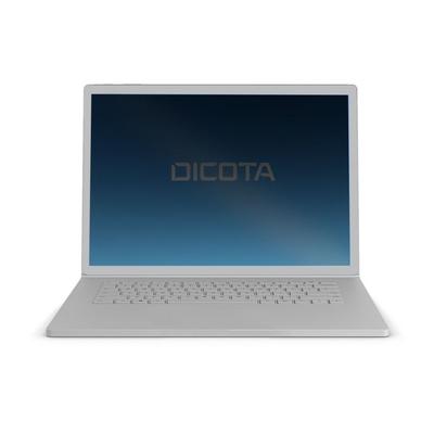 Dicota Secret 4-Way for HP Pro x2 612 G2, self-adhesive Schermfilter - Zwart
