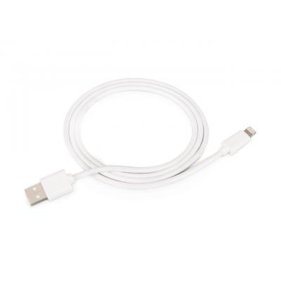 Griffin USB Type A - Lightning, 0.9m, White Kabel - Wit