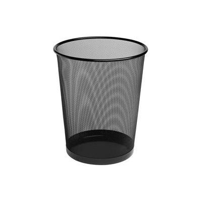 Rolodex vuilnisbak: Black Wastebasket - Zwart