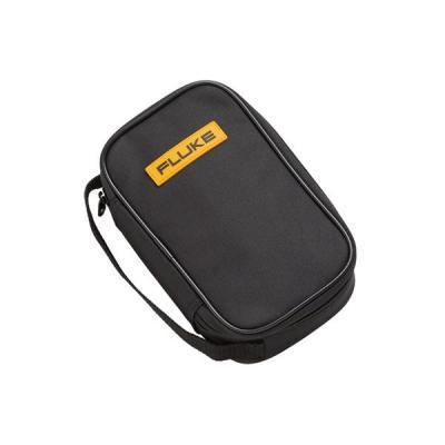 Fluke : Soft Carrying Case, Durable polyester 600D, For 20, 70, 11X, 170 Series - Zwart