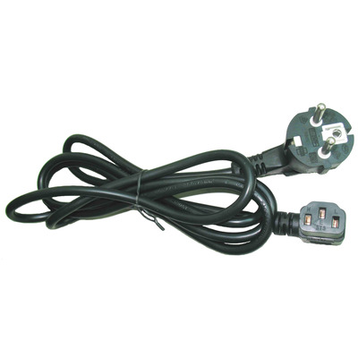 Gembird PC-186A-VDE, power cord 1.8 m Electriciteitssnoer