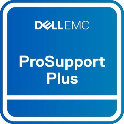 Dell garantie: 3Y BWOS - 3Y PSP E