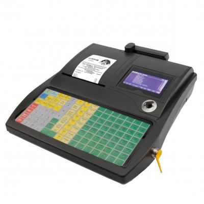 Olympia CM 980F, LCD, LED, thermal, RS232, USB (A), PS/2, SD Kassa