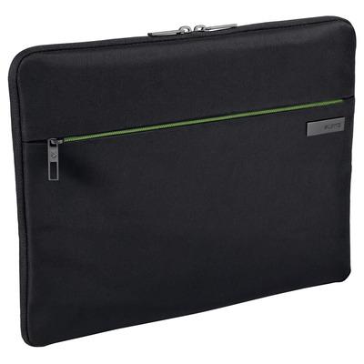 "Leitz Complete 15.6"" Laptop hoes, 320 g, Zwart Laptoptas - Zwart, Groen"