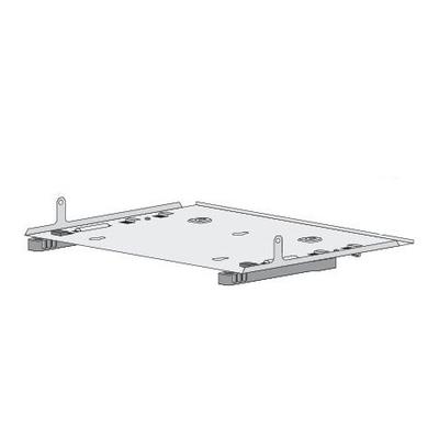 Cisco DIN Rail Mount for Catalyst 3560, Catalyst Compact 2960, 2960C-12 Rack toebehoren - Zilver