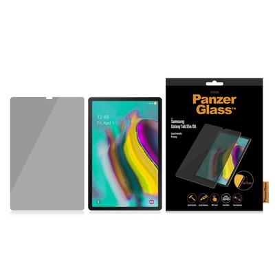 PanzerGlass Samsung Galaxy Tab S5e/Tab S6 Edge-to-Edge Privacy - Transparant