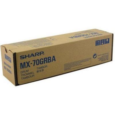 Sharp MX-70GRBA Drum - Zwart