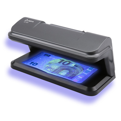 Olympia UV 587 Vals geld detector - Zwart