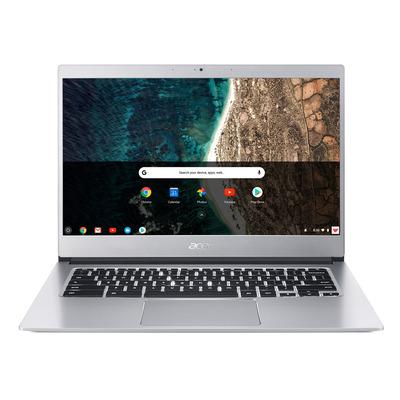 "Acer Chromebook 514 CB514-1HT-C3EG 14"" Celeron N 4GB RAM 32GB eMMC - QWERTY Laptop - Zilver"