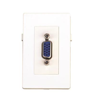 Garbot BN4900-VGA(F/F) Wandcontactdoos