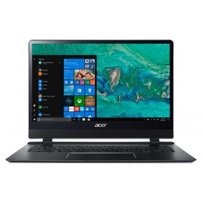 Acer laptop: Swift Swift 7 SF714-51T-M9NF - Zwart