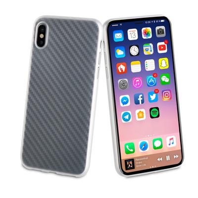 Muvit MUBKC0949 Mobile phone case - Doorschijnend