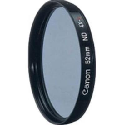 Canon F52ND4L ND 4L Neutral density x 4 52mm Camera filter - Zwart