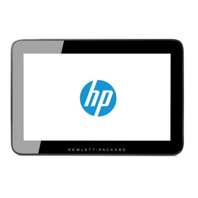 "HP Retail Integrated 7"" Customer Facing Display Paal display - Zwart"