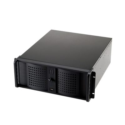 RealPower RPS19-4480 Behuizing - Zwart