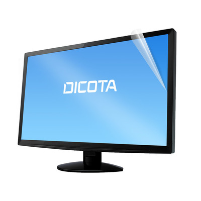 Dicota Anti-Glare Filter 3H 23.0 (16:9), self-adhesive Accessoire - Transparant