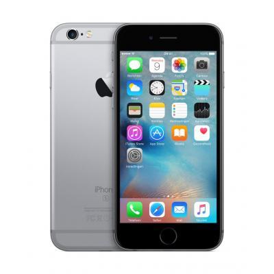 Apple smartphone: iPhone 6s 16GB Space Grey | Licht gebruikt  - Grijs
