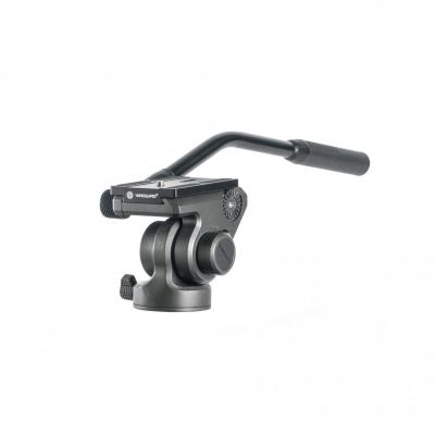 "Vanguard 8kg Capacity, 3/8"", 635g, Black Camera-ophangaccessoire - Zwart"