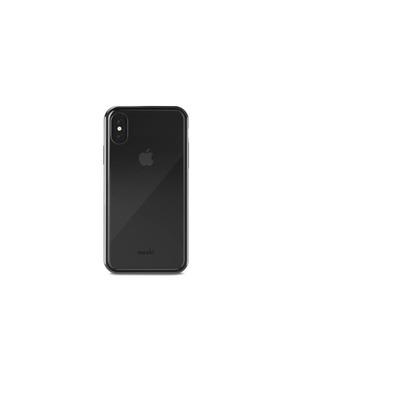Moshi Vitros Mobile phone case - Zwart, Transparant