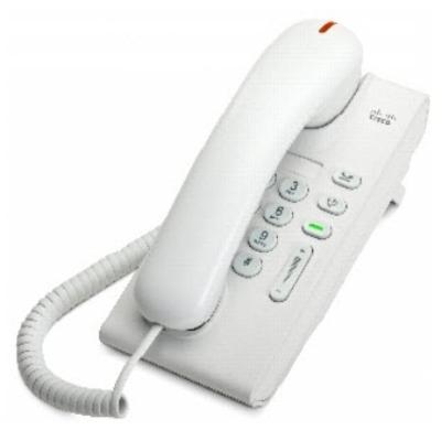 Cisco CP-6901-W-K9= IP telefoons