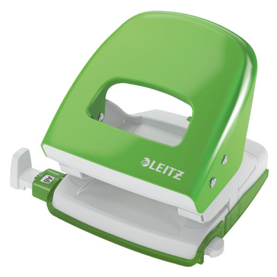 Leitz perferator: NeXXt Series Metal Office Hole Punch - Groen