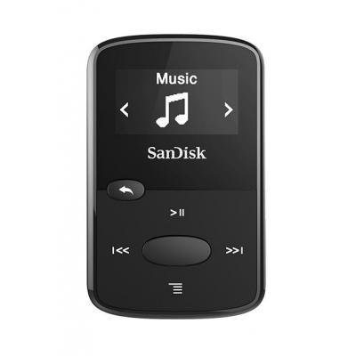 Sandisk MP3 speler: Clip Sport 8GB - Zwart