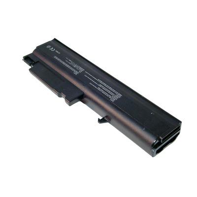 V7 Replacement Battery for selected Lenovo-IBM Notebooks Notebook reserve-onderdeel - Zwart