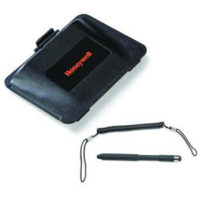 Honeywell Standard Battery Door with Stylus and Tether Mobile phone spare part - Zwart