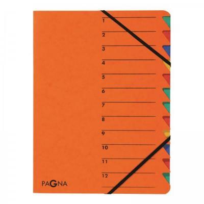 Pagna 24131-12 Map - Oranje