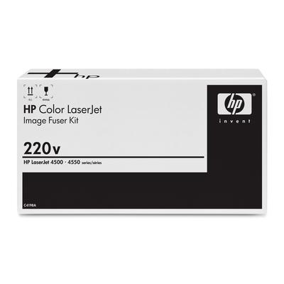 Hp fuser: Color LaserJet 220-V fuserkit, Circa 100.000 pagina's