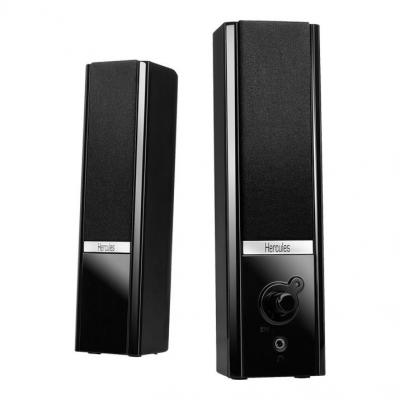 Hercules Speaker: 2.0 Gloss - Zwart