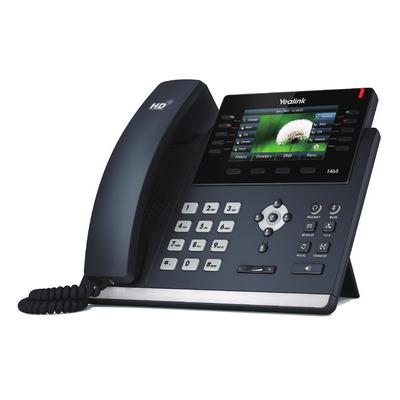 Yealink SIP-T46S IP telefoon - Zwart