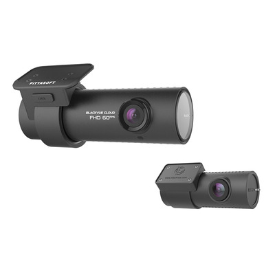 Blackvue DR750S-2CH 256GB Full HD 60FPS Cloud Dashcam + 256GB Stekker & connector