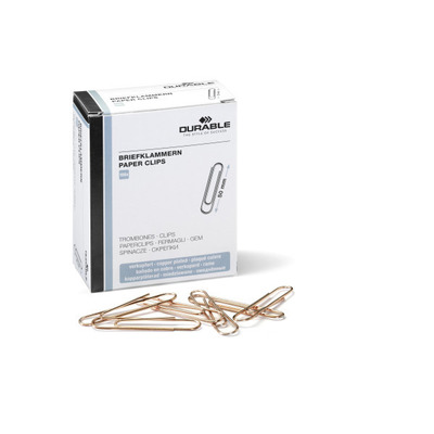 Durable Paperclips Verkoperd 50 Mm Paperclip