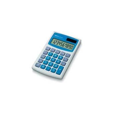 Ibico calculator: Zakrekenmachine 082X - Blauw, Wit