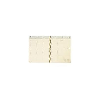 Brepols agenda: Interieur Concorde spir. 7d2p