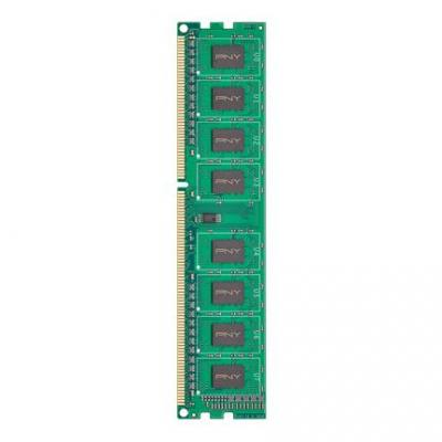 Pny RAM-geheugen: 4GB DDR3 1600MHz - Groen
