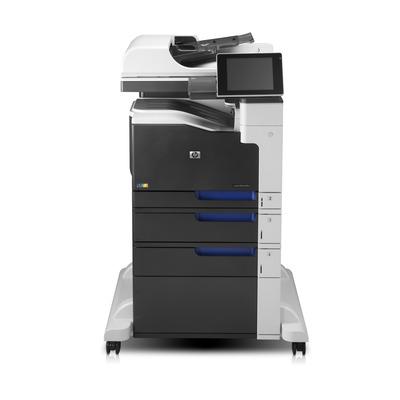 Hp multifunctional: LaserJet LaserJet Enterprise 700 Color MFP M775f - Zwart, Cyaan, Magenta, Geel